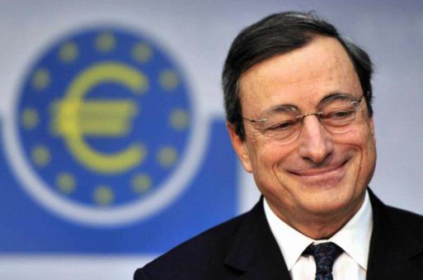 Mario Draghi, le grand manitou de la zone Euro